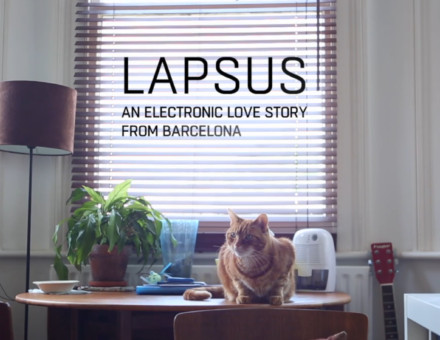 Lapsus. An electronic love story from Barcelona
